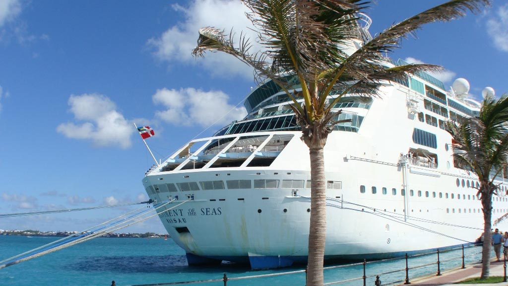 Mariner of The Seas, Bahamas