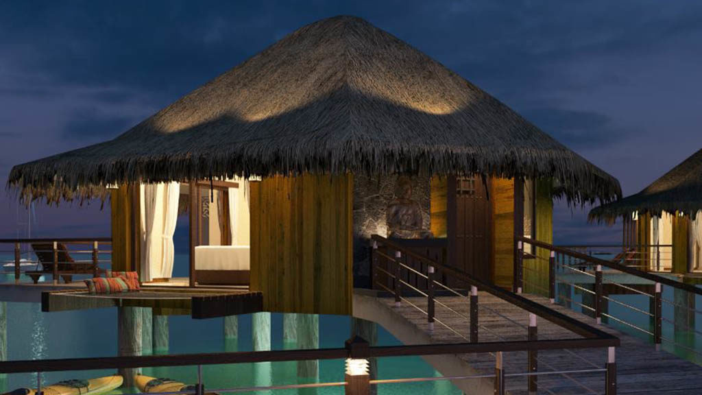 Palafitos Overwater Riviera Maya